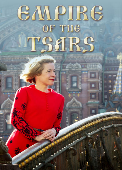 Empire of the Tsars: Romanov Russia with Lucy Worsley kapak