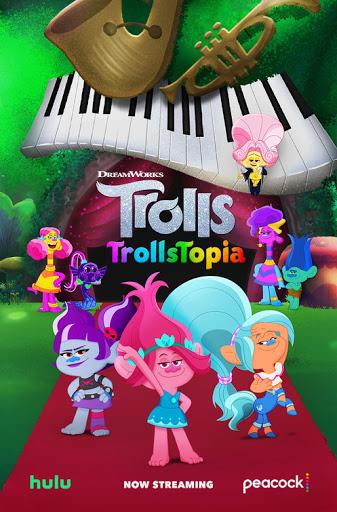 TrollsTopia kapak