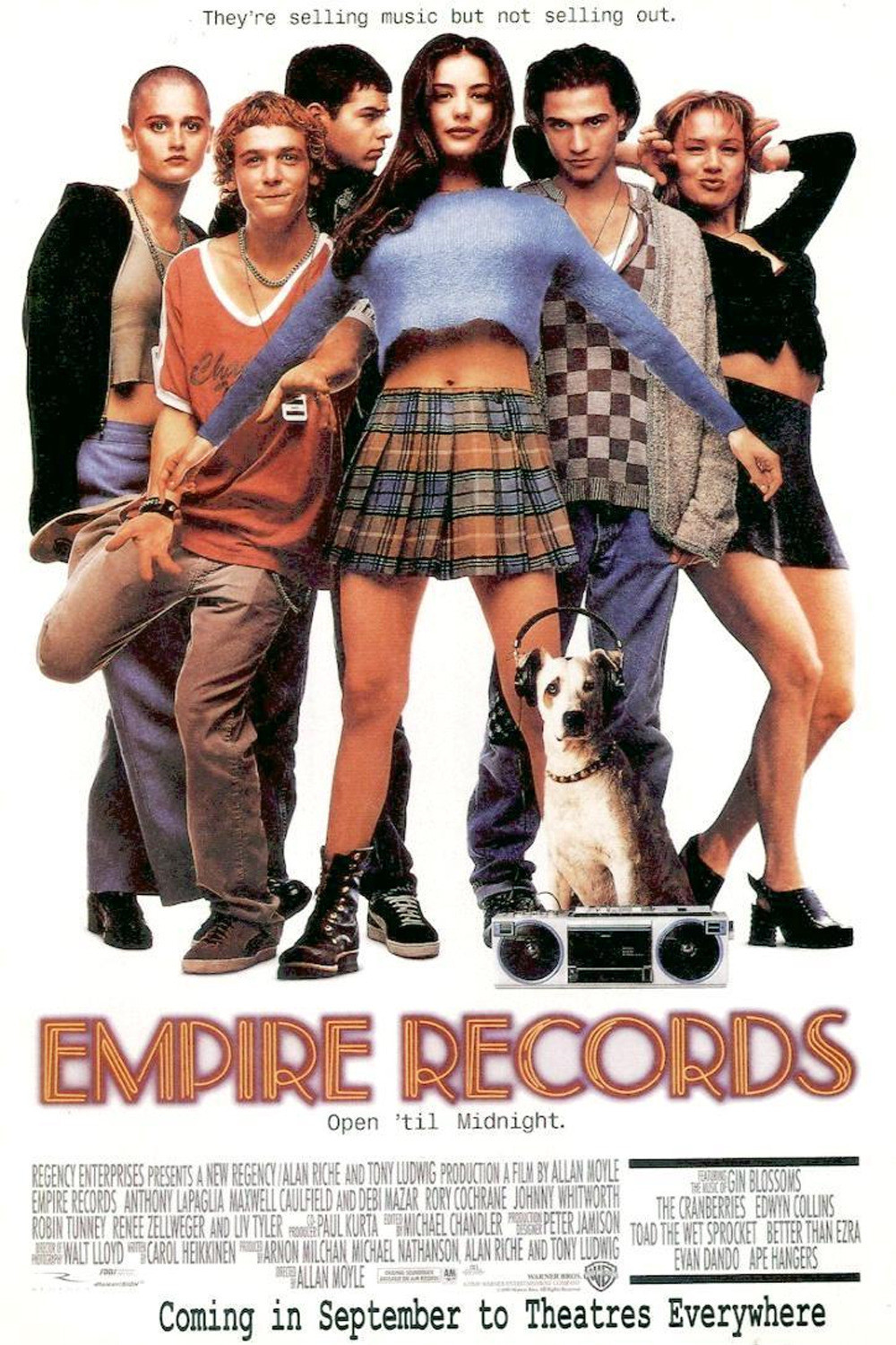 Empire Records kapak
