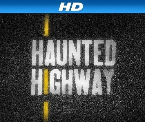 Haunted Highway kapak