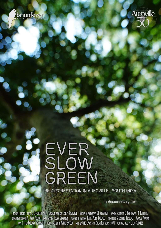 Ever Slow Green kapak
