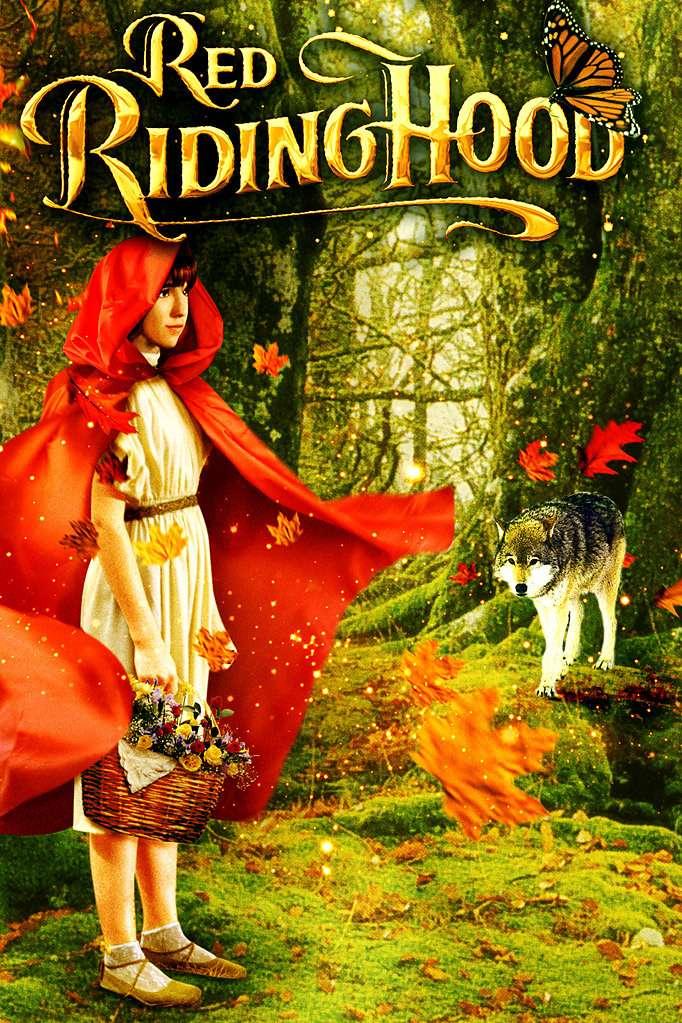 Red Riding Hood kapak