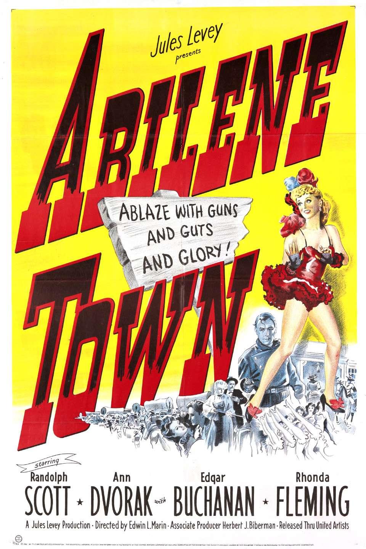 Abilene Town kapak