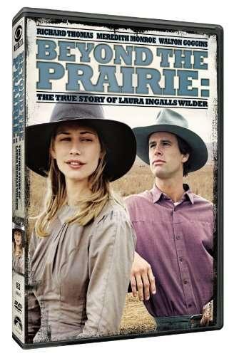 Beyond the Prairie: The True Story of Laura Ingalls Wilder kapak
