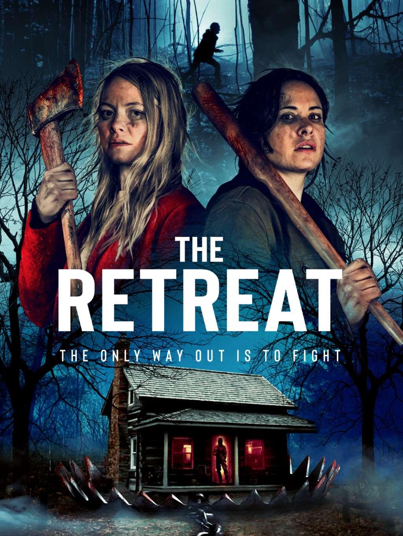 The Retreat kapak
