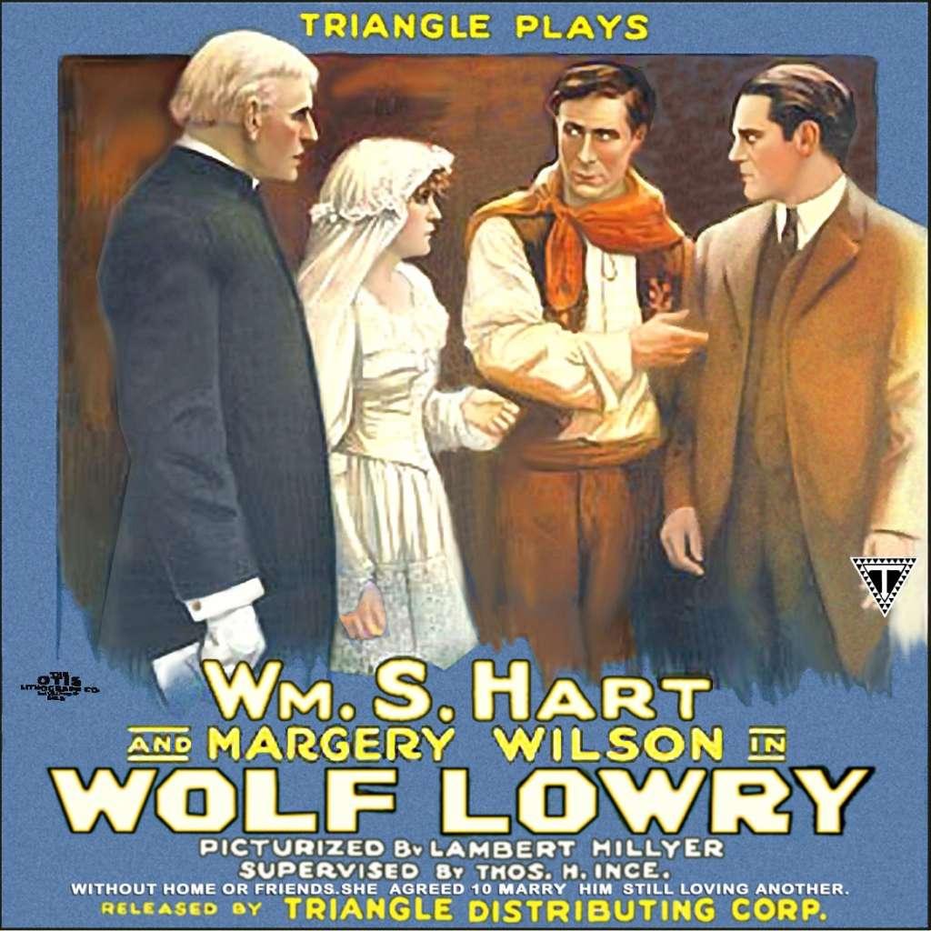 Wolf Lowry kapak