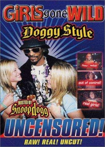 Girls Gone Wild: Doggy Style kapak