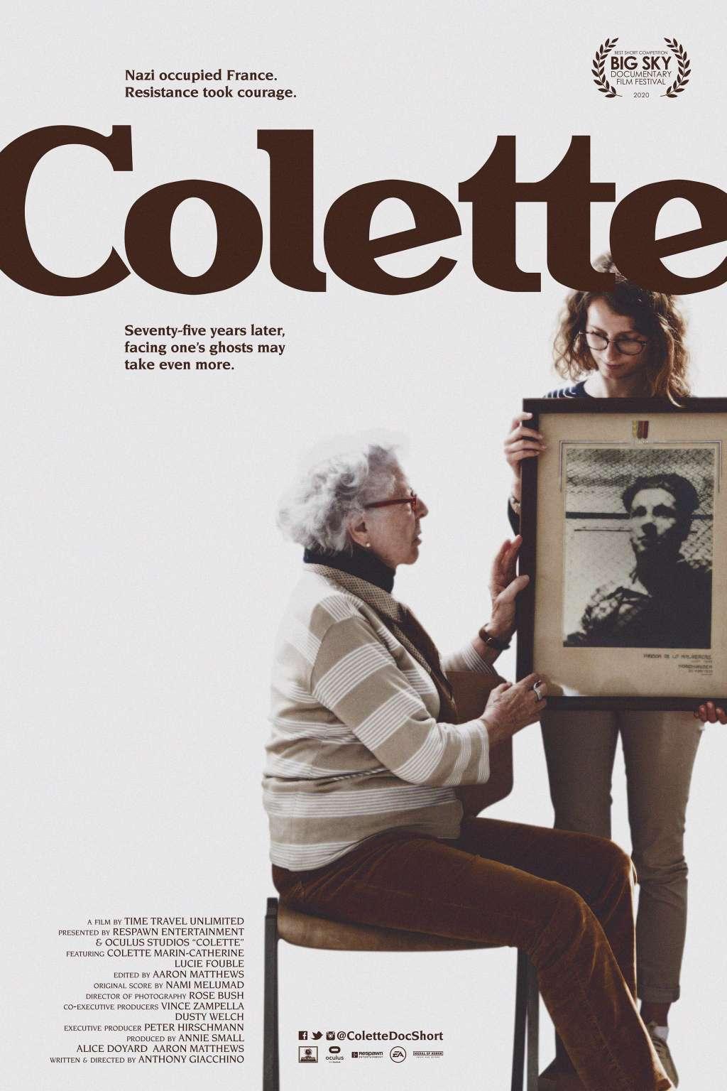 Colette kapak