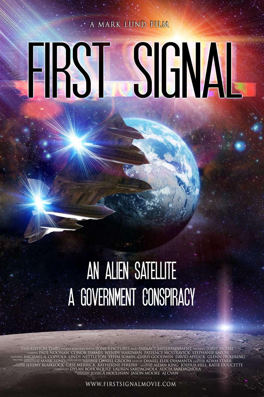 First Signal kapak