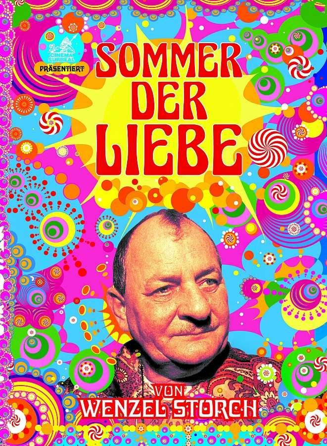 Sommer der Liebe kapak