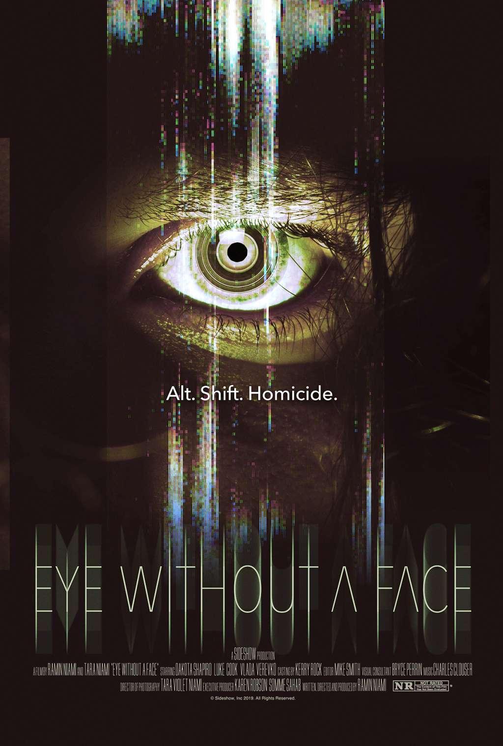 Eye Without a Face kapak