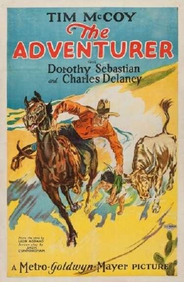 The Adventurer kapak