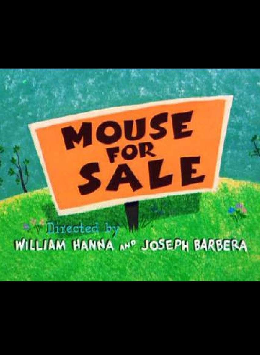 Mouse for Sale kapak