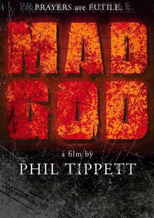 MAD GOD: Part 2 kapak