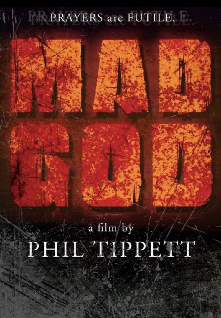 MAD GOD: Part 3 kapak