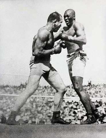 Jeffries-Johnson World's Championship Boxing Contest, Held at Reno, Nevada, July 4, 1910 kapak