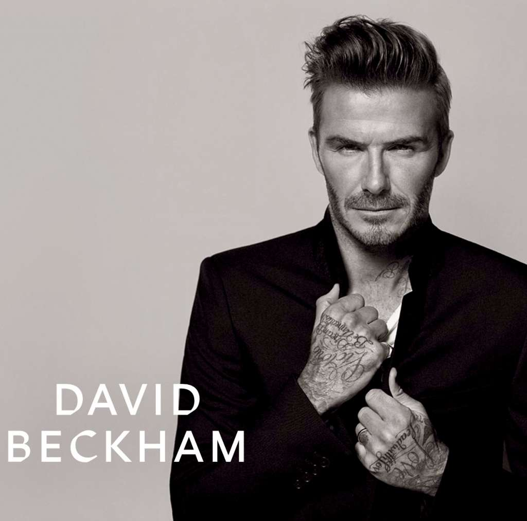 The Real David Beckham kapak
