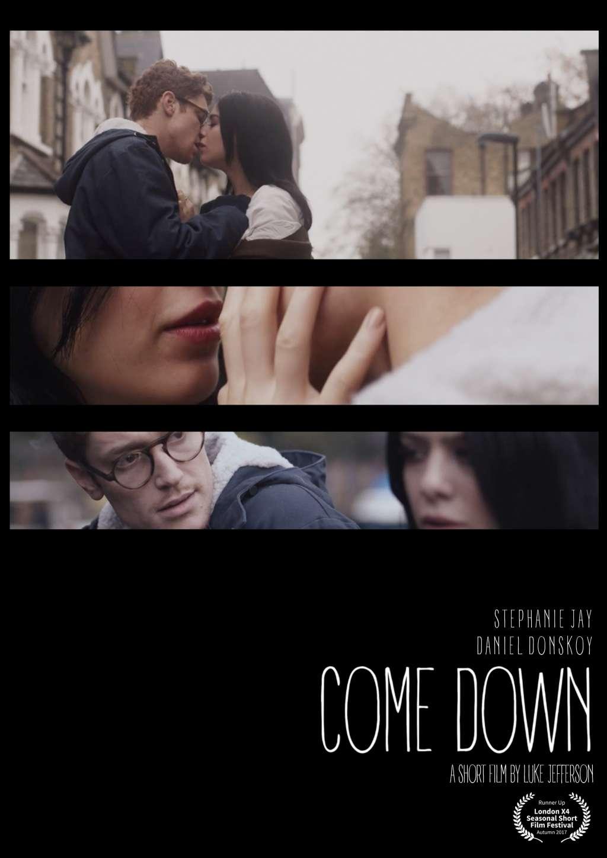 Come Down kapak