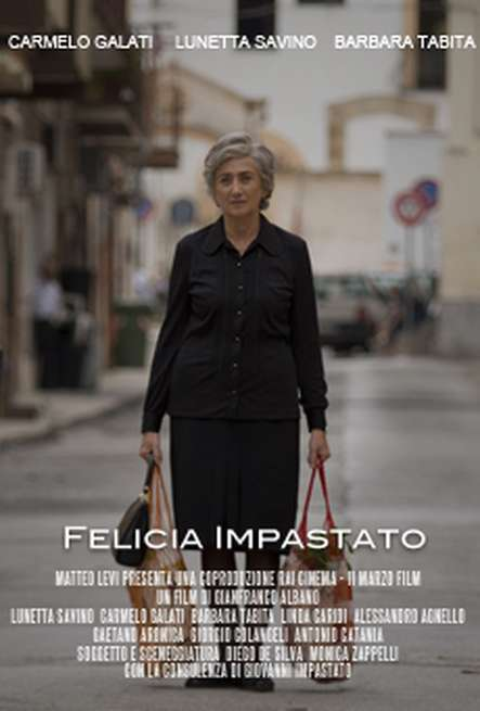 Felicia Impastato kapak
