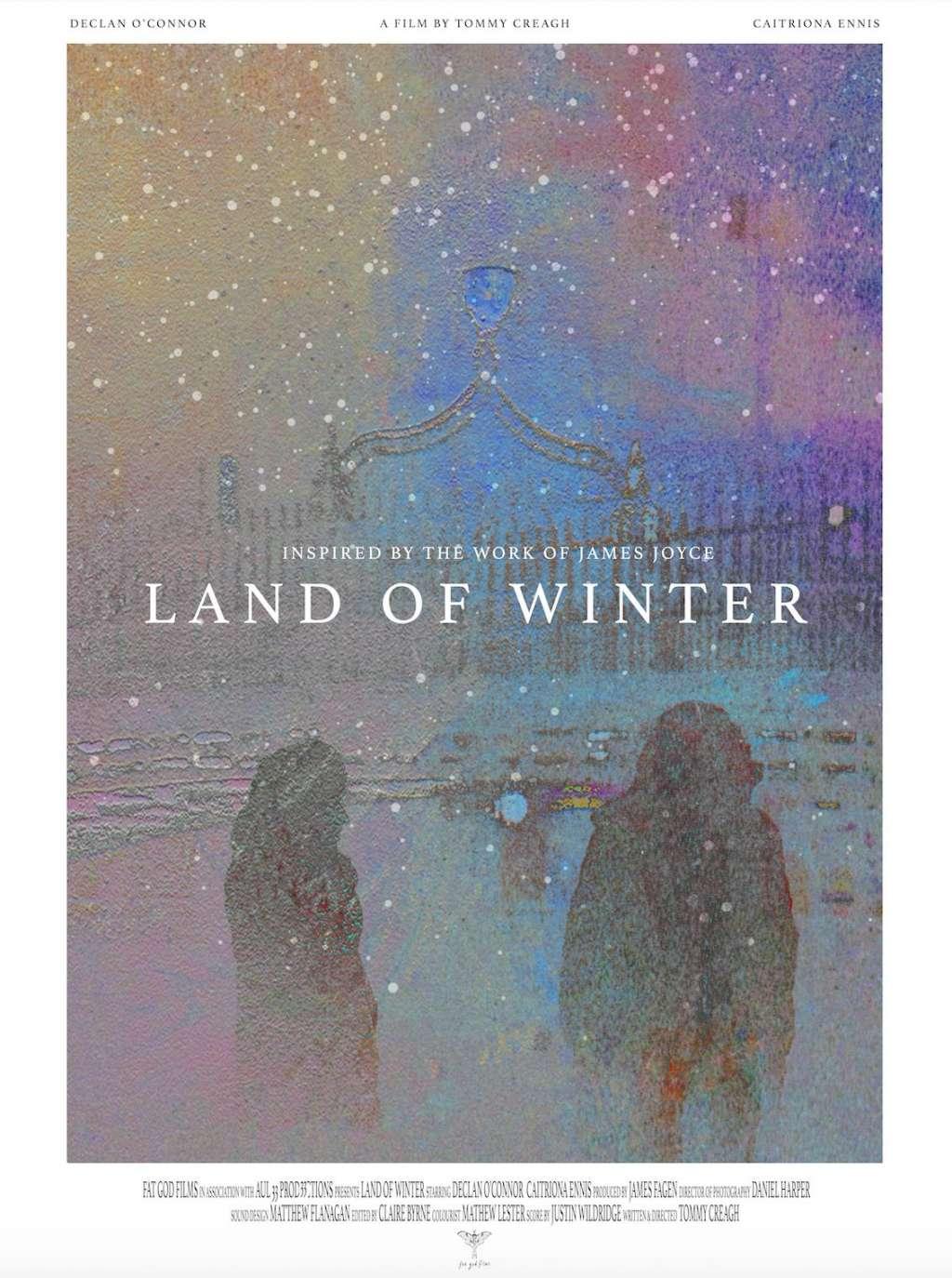 Land of Winter kapak