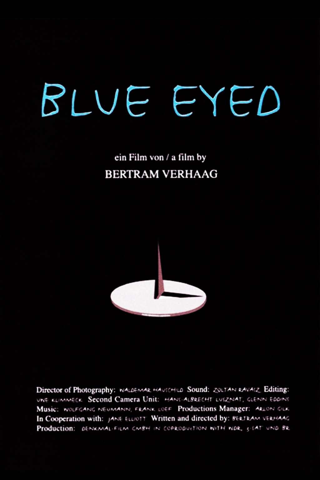 Blue Eyed kapak