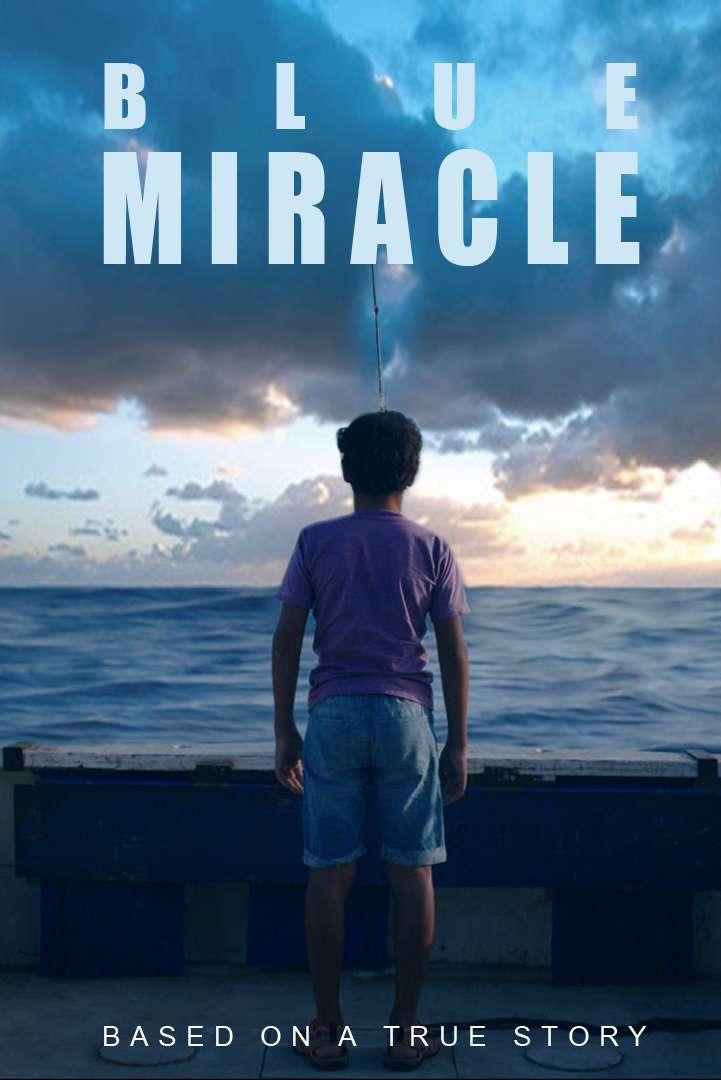 Blue Miracle kapak