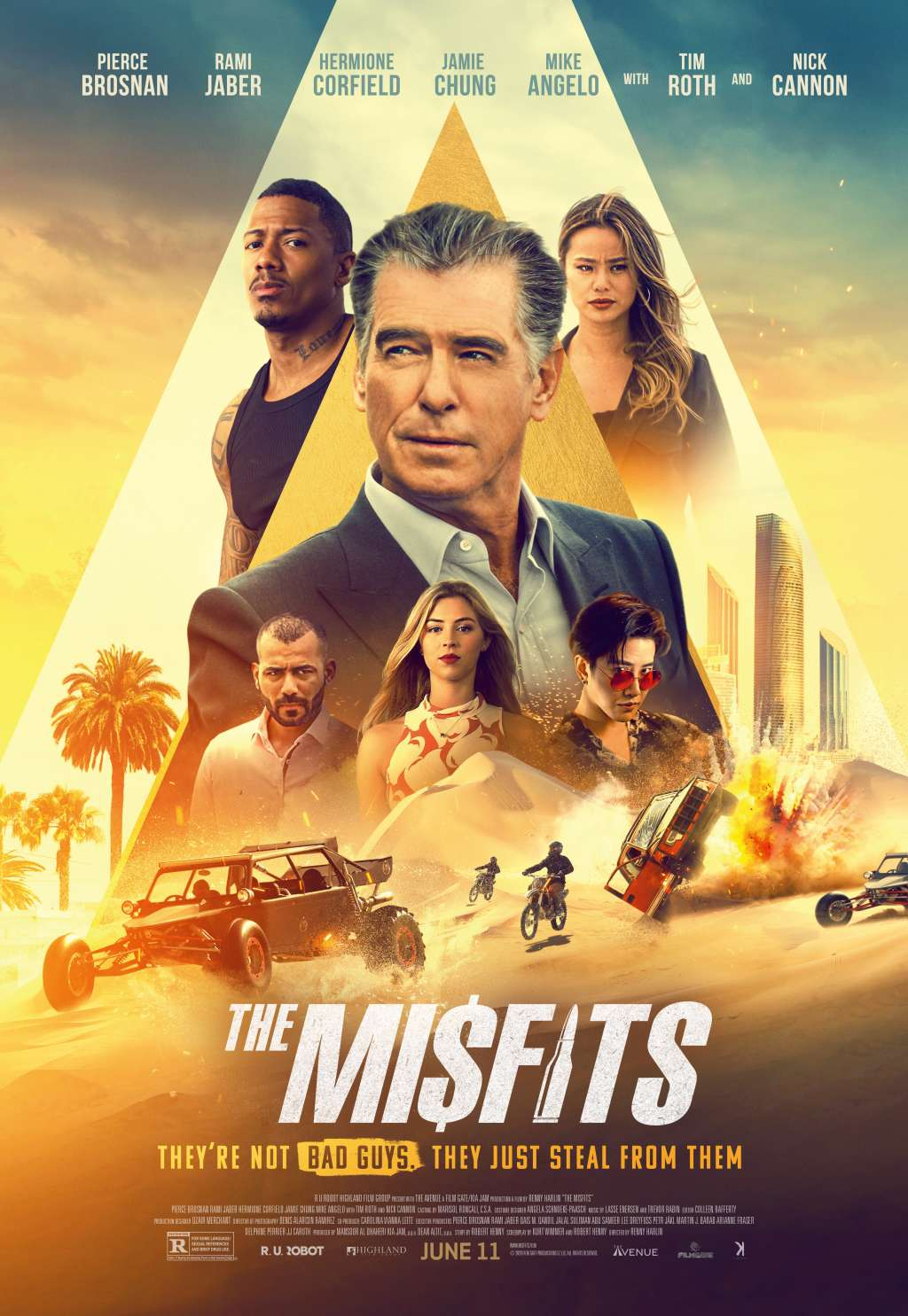 The Misfits kapak