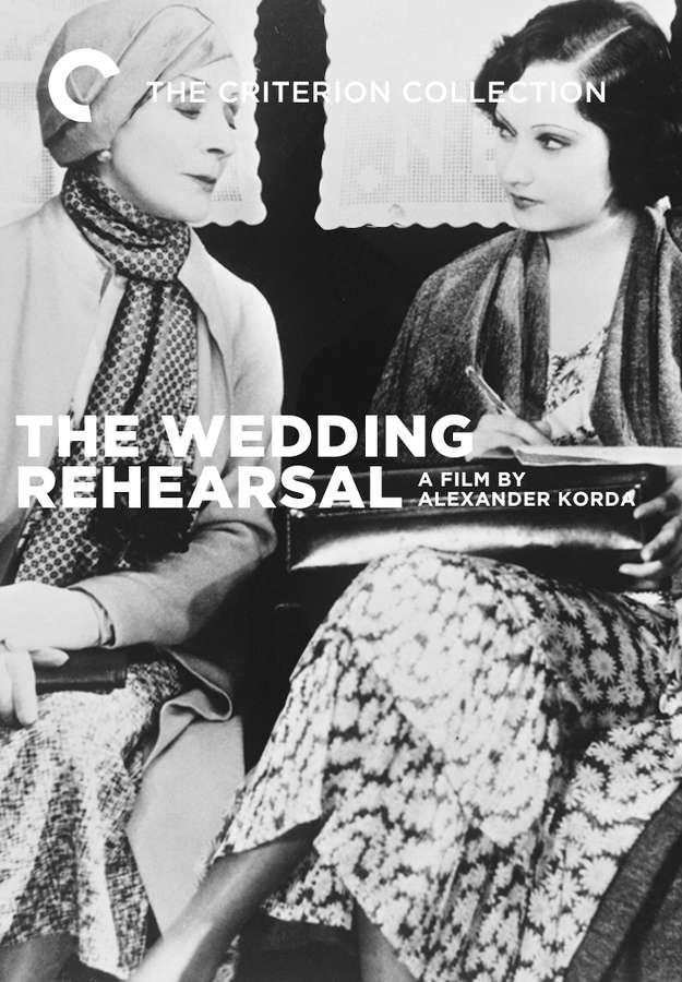 Wedding Rehearsal kapak
