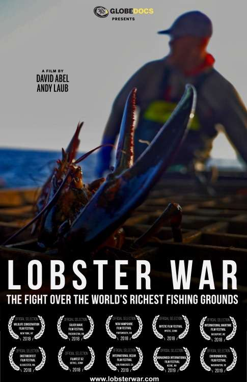 Lobster War: The Fight Over the World's Richest Fishing Grounds kapak