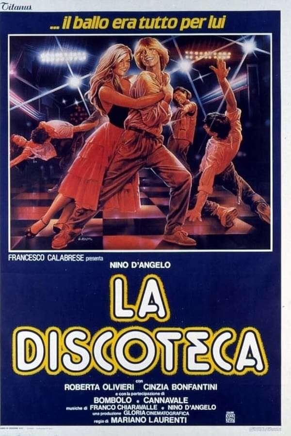 The Disco kapak