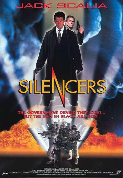 The Silencers kapak