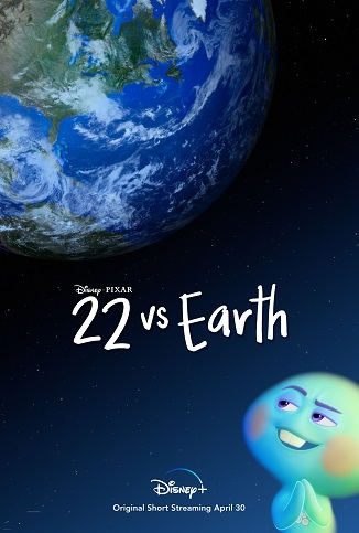 22 vs. Earth kapak