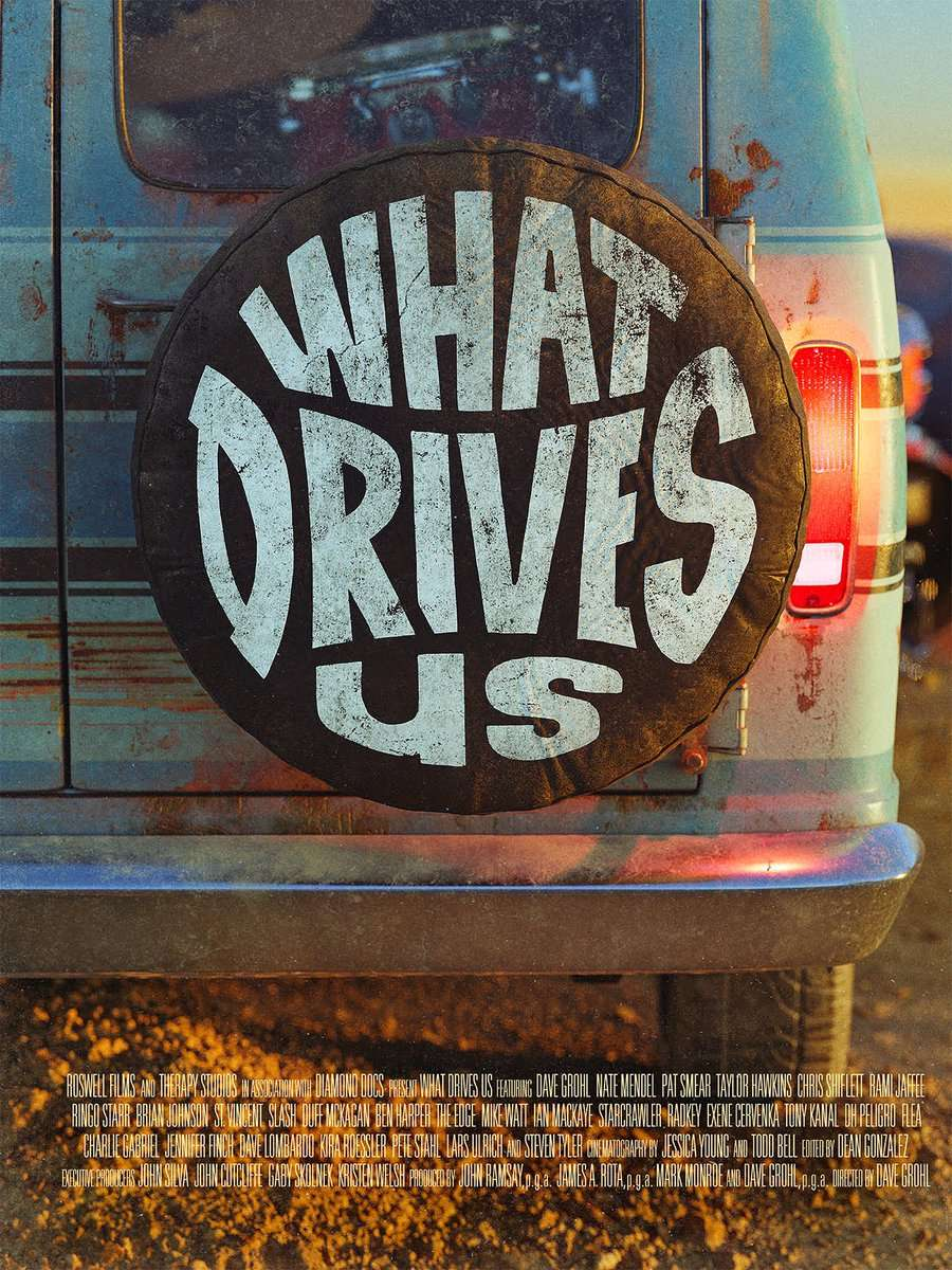 What Drives Us kapak