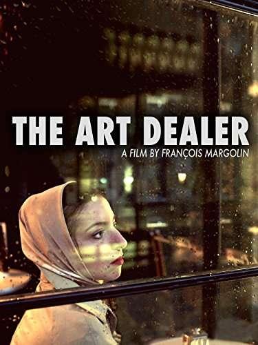 The Art Dealer kapak