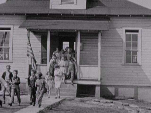One-Room Schoolhouses kapak