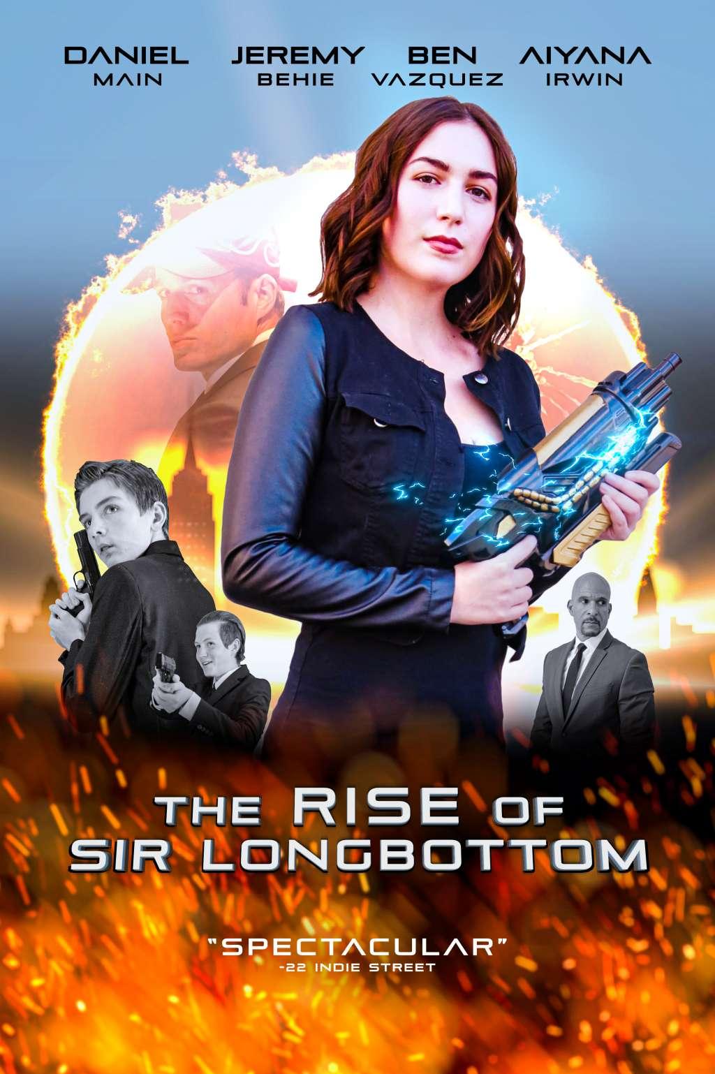 The Rise of Sir Longbottom kapak