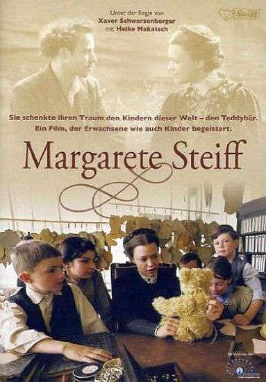 Margarete Steiff kapak