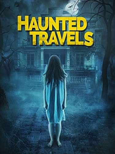 Haunted Travels kapak