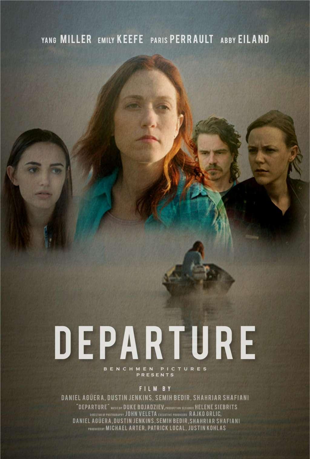 Departure kapak