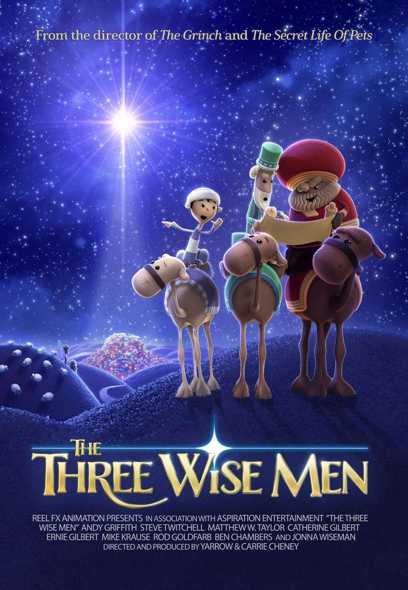 The Three Wise Men kapak