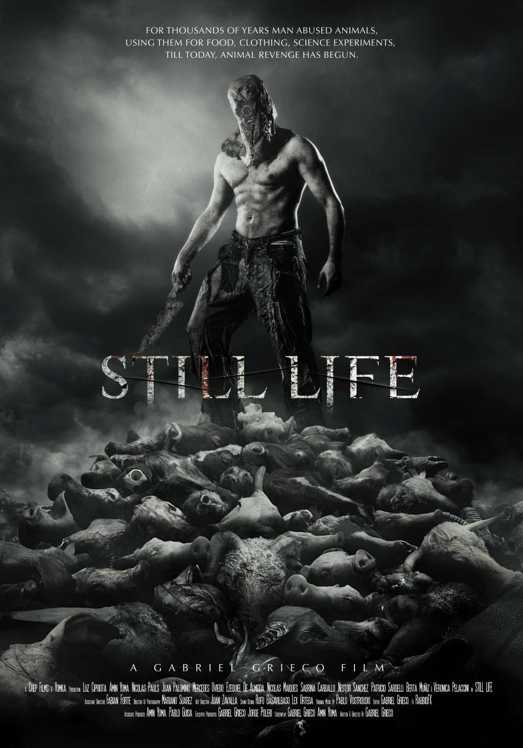 Still Life kapak