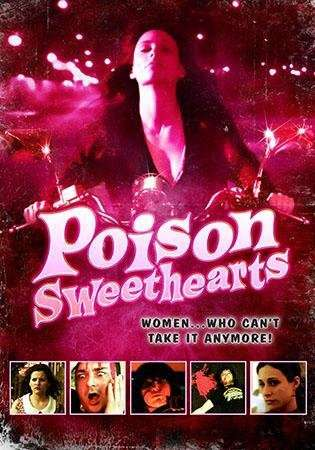 Poison Sweethearts kapak