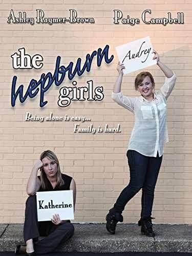 The Hepburn Girls kapak