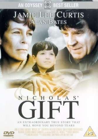 Nicholas' Gift kapak