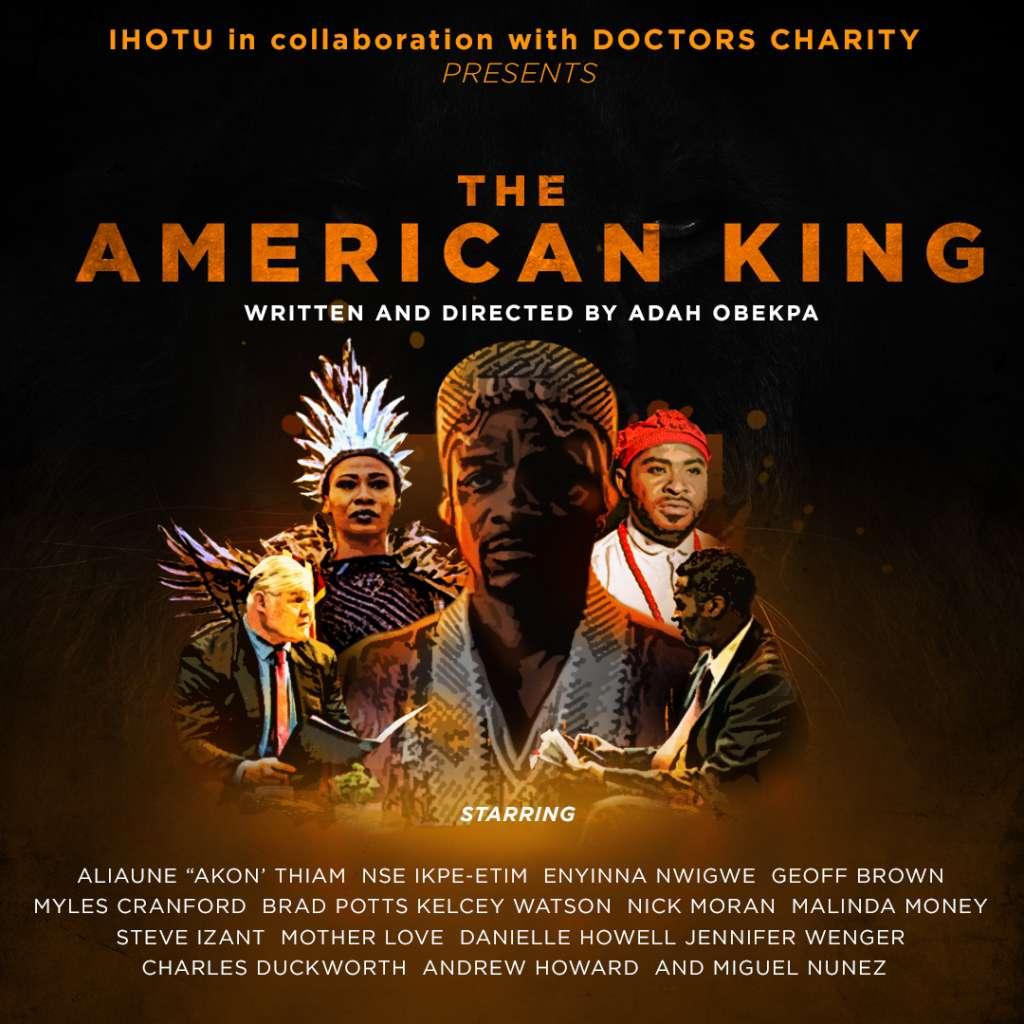 The American King kapak