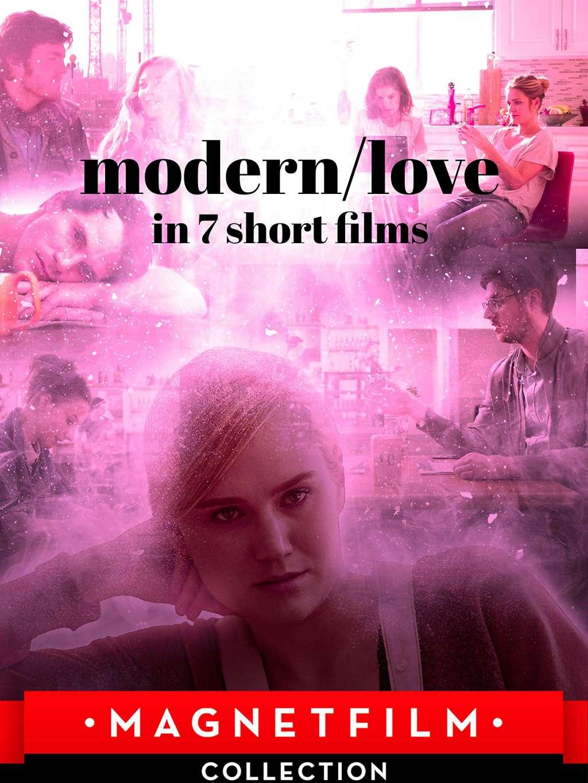 Modern/love in 7 short films kapak