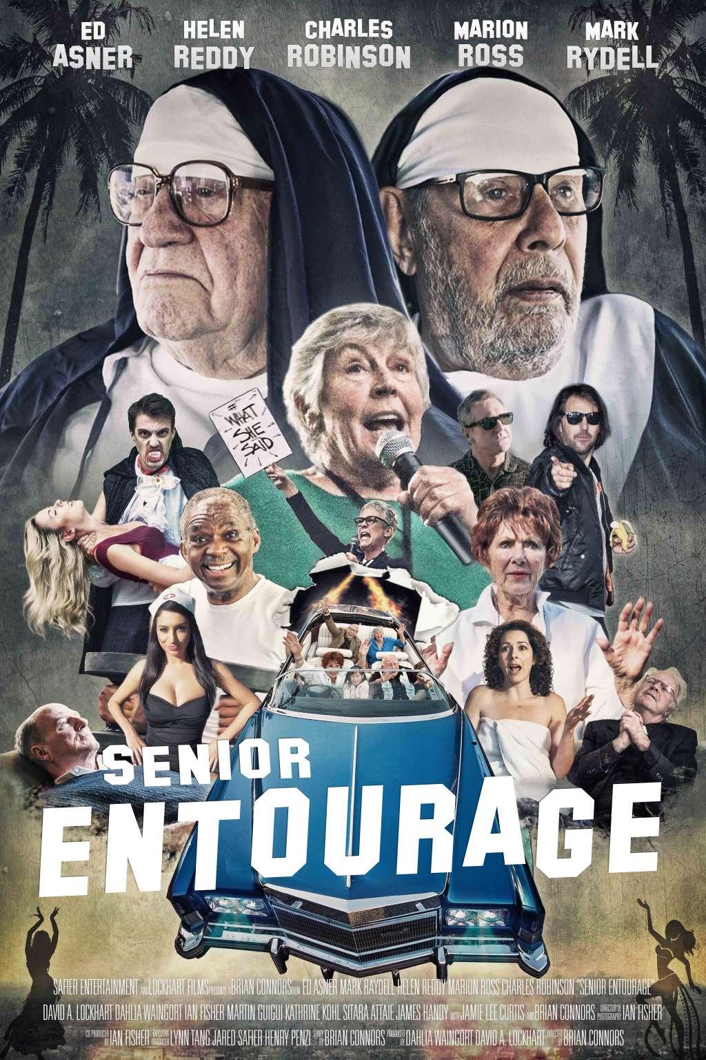 Senior Entourage kapak
