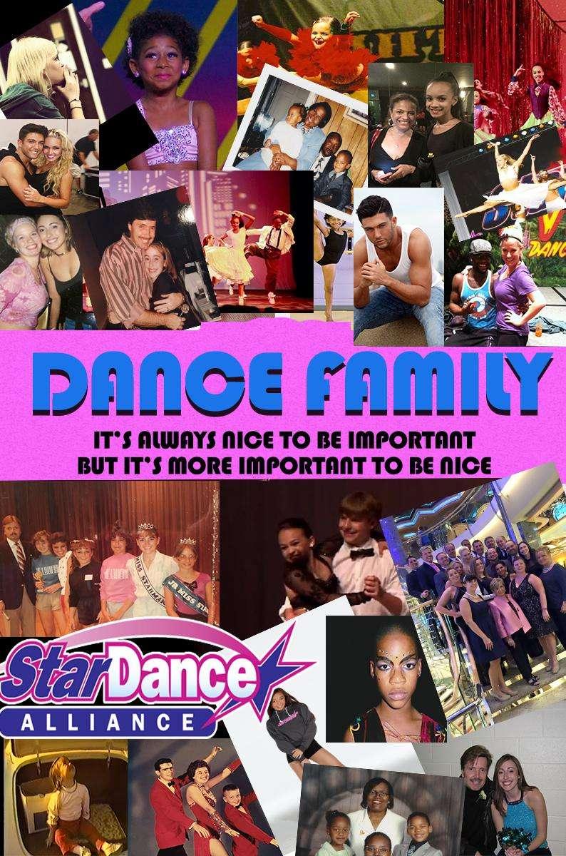 Dance Family kapak