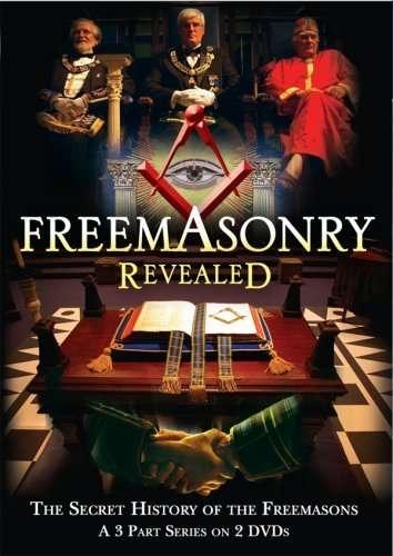 Freemasonry Revealed: Secret History of Freemasons kapak