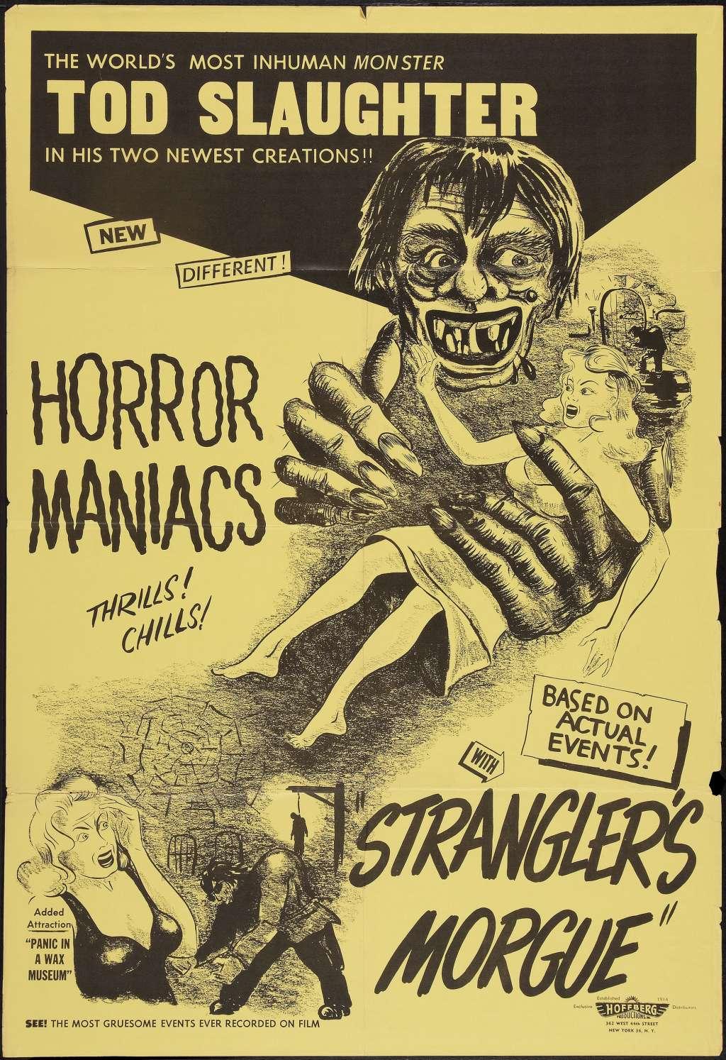 Strangler's Morgue kapak